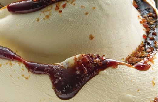 Recept za sladoled - Crema catalana