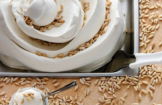 Recept za sladoled - Stolp v Pisi
