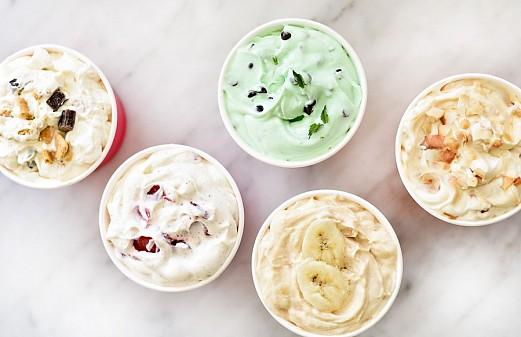 vrste sladoleda