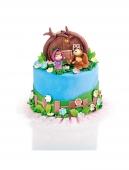 Figure za torto so odlična ideja za dekoracijo torte.