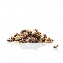 Čokoladni ostružki beli in temni 0,5kg P36GRAV