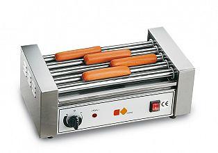 aparat za peko hrenovk za hot dog