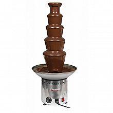 velika čokoladna fontana