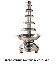 profesionalna fontana za čokolado