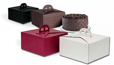 škatla za torto 27x27xh12 BONBONET27M