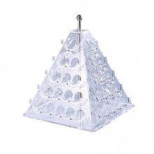 stojalo za makrone piramida