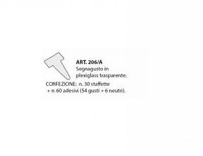 TABLICE ZA SLADOLEDNE OKUSE  Art.206