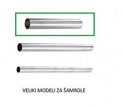 MODELI ZA ŠAMROLE INOX 50CI22X14 22X140mm 10/1