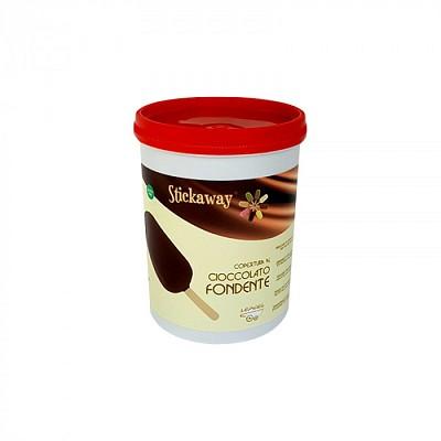 Obliv temna čokolada STICKAWAY1,2kg M2020220330