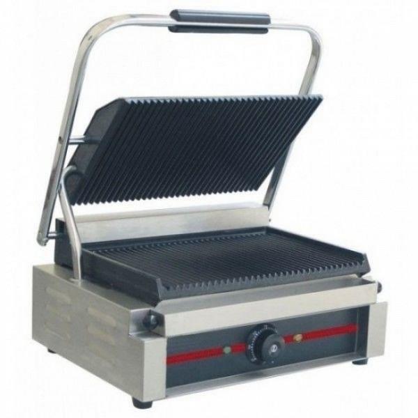 TOASTER ENOJNI  mod.PGR15-WT rebrast toaster iz ghize