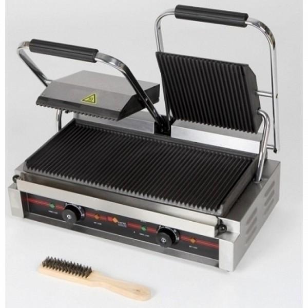 TOASTER DVOJNI mod.PGR2-WT giza rebrasta, toaster